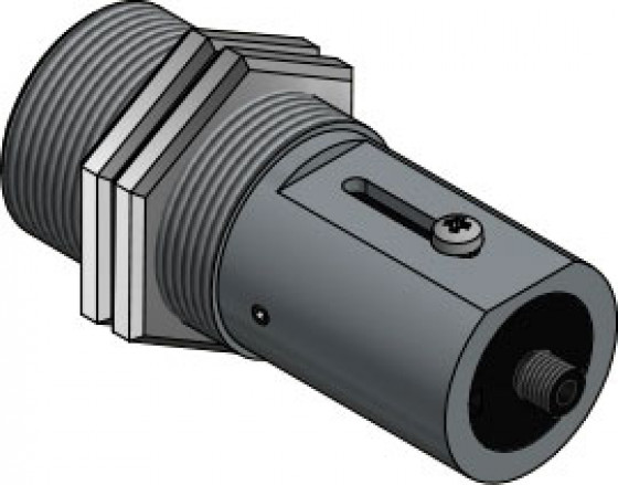 PZ 41.05 Fibre optic sensor head